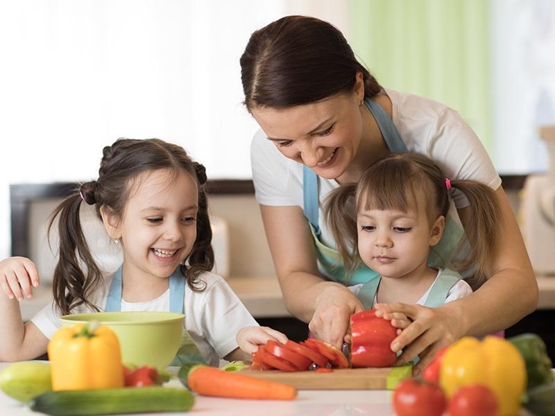 Siły i zdrowie dla dziecka
